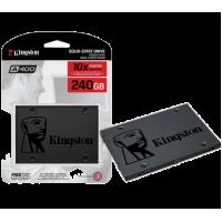 Disco SSD Kingston 240Gb A400 Sata 500R/450W