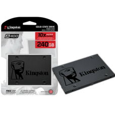 Disco SSD Kingston 240Gb A400 Sata 500R/450W