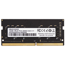 Memória SO-Dimm DDR4 Solid 8Gb PC4-21300 2666Mhz