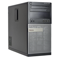 Desktop RF Dell 9020 Minitower i5-4Gen 4Gb SSD120+500Gb WPro