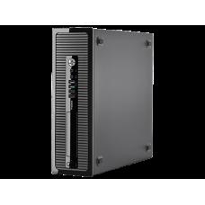 Desktop RF HP 400 G1 SFF i3-4Gen 4Gb SSD 128Gb WPro