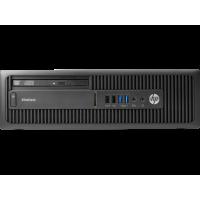 Desktop RF HP 600 G1 SFF i3-4Gen 4Gb SSD120Gb WPro