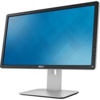 "Monitor RF Dell 20"" P2014H 1600x900 c/ cabos Box"