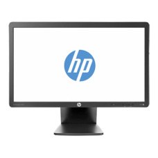 "Monitor RF HP 20"" E201 Wide Led 1600x900"