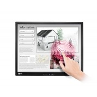 """Monitor Touch Profissional 17"""" LG 17MB15T 1280x1024"""