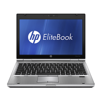 "Notebook RF HP Elitebook 2560P i5-2Gen 4Gb 500Gb 12"" W7Pro (Grade B)"