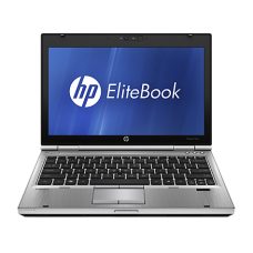 "Notebook RF HP Elitebook 2570P i5-3Gen 4Gb 320Gb 12"" W7Pro"