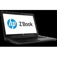 "Notebook RF HP Zbook 17 i7-4800MQ 16Gb SSD 240 + 750Gb K3100M 17.3"" FHD W8Pro"