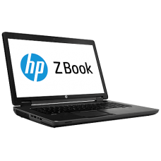 "Notebook RF HP Zbook 17 i7-4800MQ 16Gb SSD 240 + 750Gb K3100M 17.3"" FHD W8Pro"