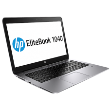 "Notebook RF HP Elitebook 1040 G1 i5-4Gen 4Gb SSD 180Gb 14"" W7Pro"