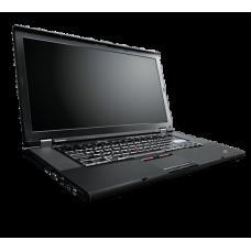 "Notebook RF Lenovo W510 i7-1Gen 8Gb SSD 120Gb + 500Gb  Quadro FX880 15"" W10Pro"