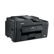 Impressora Multifunções Brother Jacto de Tinta MFC-J6530DW A3 Wifi Rede USB