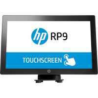 "TPV POS HP RP9 i5-6Gen 4Gb SSD 128Gb 18.5"" HD Touch W10 IoT + Ecrã Cliente HP L7014T Touch (open box)"