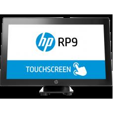 """TPV POS HP RP9 i5-6Gen 4Gb SSD 128Gb 18.5"""" HD Touch W10 IoT + Ecrã Cliente HP L7014T Touch (open box)"""