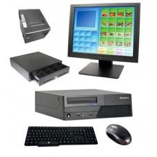 Bundle POS RF C2D + Touch + Impressora + Gaveta