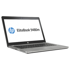 "Notebook RF HP Elitebook 9480m i5-4Gen 8Gb SSD 256Gb 14"" W10Pro"