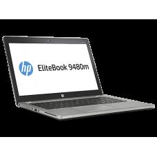 "Notebook RF HP Elitebook 9480m i5-4Gen 8Gb SSD 256Gb 14"" W8Pro"