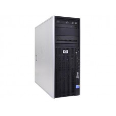 Workstation RF HP Z400 W3520 12Gb SSD 120Gb + 500Gb  Quadro 2000 W10Pro