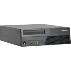 Desktop RF Lenovo M58P SFF Dual Core 4Gb 160Gb W7Pro