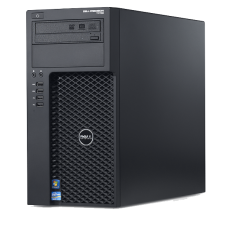 Workstation RF Dell T1700 E3-1270v3 16Gb SSD 120Gb + 500Gb K2000 W7Pro