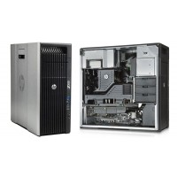 Workstation RF HP Z620 2x E5-2609 64Gb SSD 180Gb + 600Gb 10k Quadro 4000 2Gb GDDR5 W7Pro