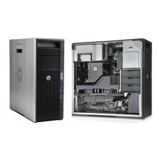 Workstation RF HP Z620 2x E5-2609 64Gb SSD 240Gb + 600Gb 10k Quadro 4000 2Gb GDDR5 W7Pro