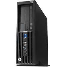 Workstation RF HP Z230 SFF E3-1270 8Gb SSD 120Gb + 1Tb Quadro K600 W10Pro