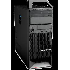 Workstation RF Lenovo S20 W3550 8Gb SSD 80Gb + 500Gb AMD R7-240 2Gb  W7Pro
