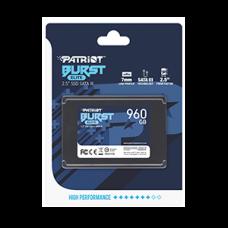 """Disco SSD Patriot BURST ELITE 120GB SATA3 2.5"""" 450R/320W"""