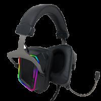 Headset Viper V380 Virtual 7.1 Surround RGB USB