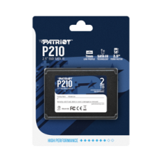 "Disco SSD Patriot P210 2TB SATA3 2.5"" 520R/430W"