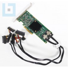 Placa PCI-E LSI SAS 9217-8i SAS2308 8-port 6 gb/s SAS + SATA PCI Express 3.0