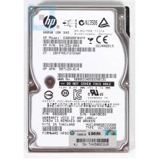 """Disco RF HP 600GB 6G SAS 10K 2.5"""" SFF SC Enterprise"""